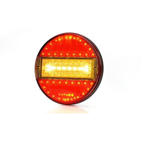 LAMPA ZESPOLONA TYLNA 12-24V LED 738