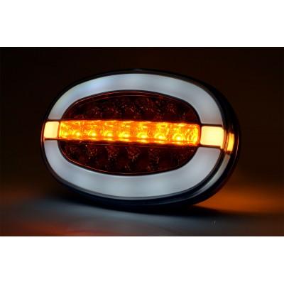 LAMPA DO JAZDY DZIENNEJ 12V LED 1434L/P O12