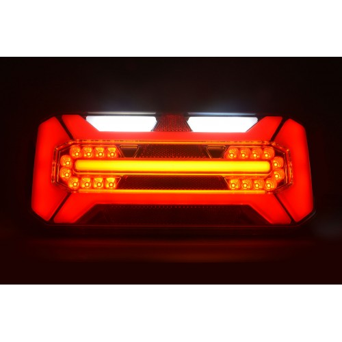 LAMPA ZESPOLONA TYLNA 12-24V LED 1268P