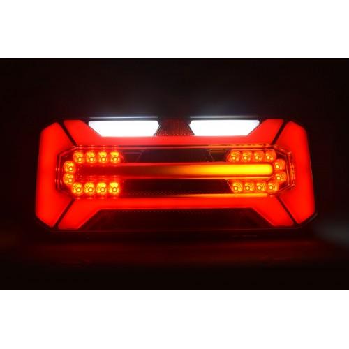 LAMPA ZESPOLONA TYLNA 12-24V LED 1278DDL