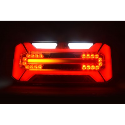 LAMPA ZESPOLONA TYLNA 12-24V LED 1280DDP