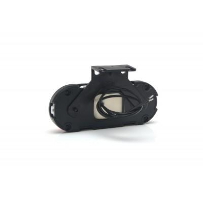 LAMPA OBRYSOWA CZERWONA 12-24V LED NEON 1400