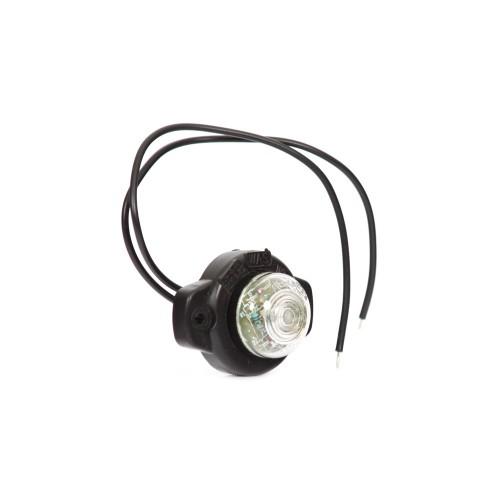 LAMPA OBRYSOWA POMARAŃCZOWA 12-24V LED 149