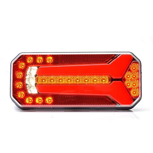 LAMPA ZESPOLONA TYLNA 12-24V LED 1111L/P