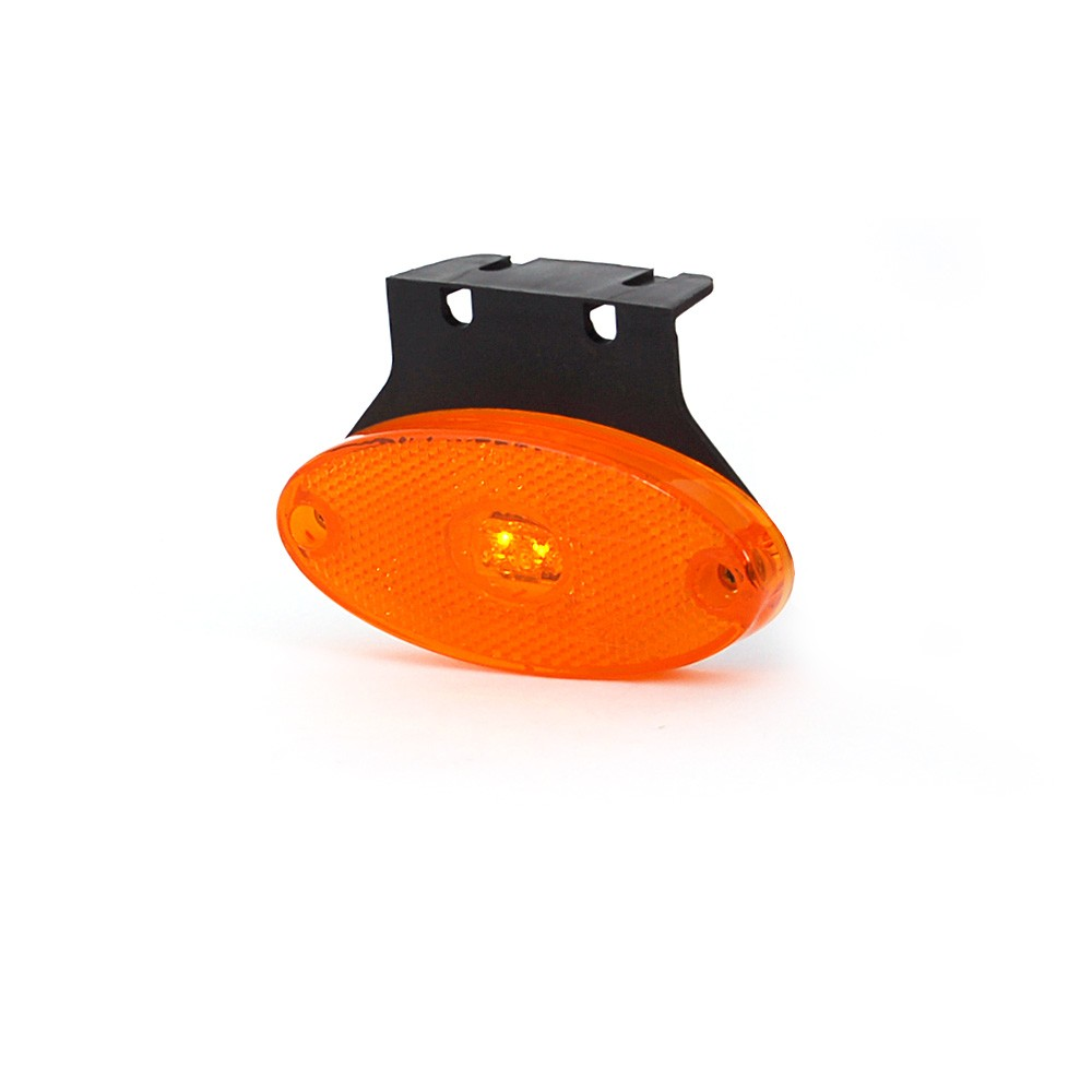 LAMPA OBRYSOWA POMARANCZOWA 12-24V LED 305Z