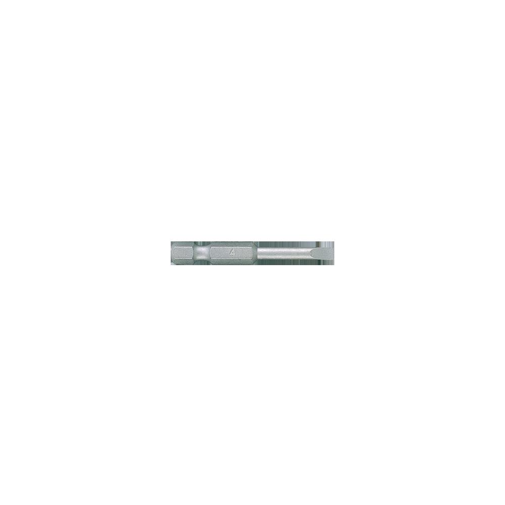 BIT DO WKRĘTAREK 1/4'' PŁASKI 4,5 x 0,6 x 50mm