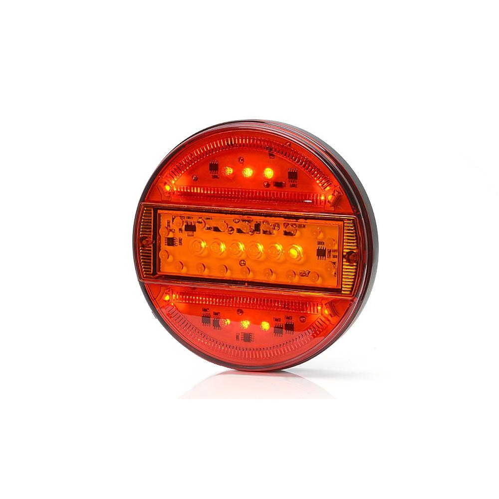 LAMPA ZESPOLONA TYLNA 12-24V LED 744