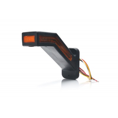 LAMPA OBRYSOWA 12-24V LED 1346L
