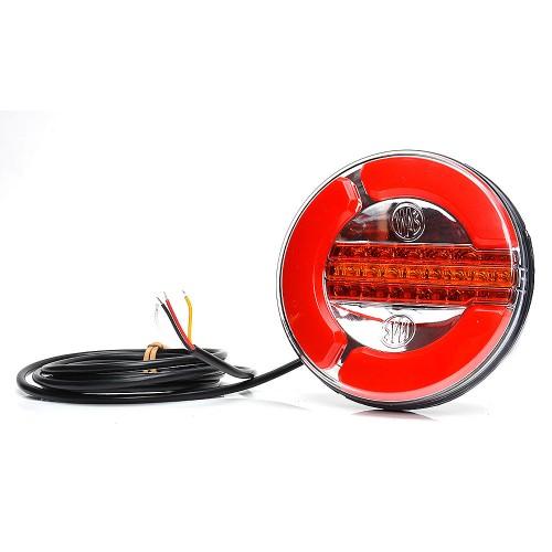 LAMPA ZESPOLONA TYLNA 12-24V LED 1129DD