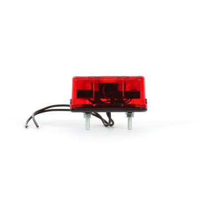 LAMPA TABLICY REJESTRACYJNEJ 12-24V LED 245