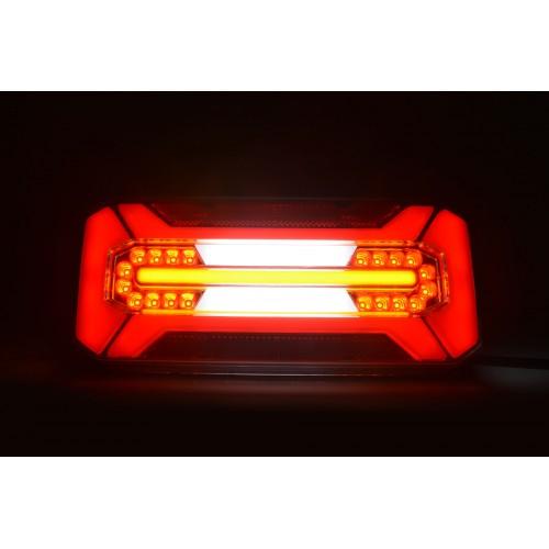 LAMPA ZESPOLONA TYLNA 12-24V LED 1290L/P