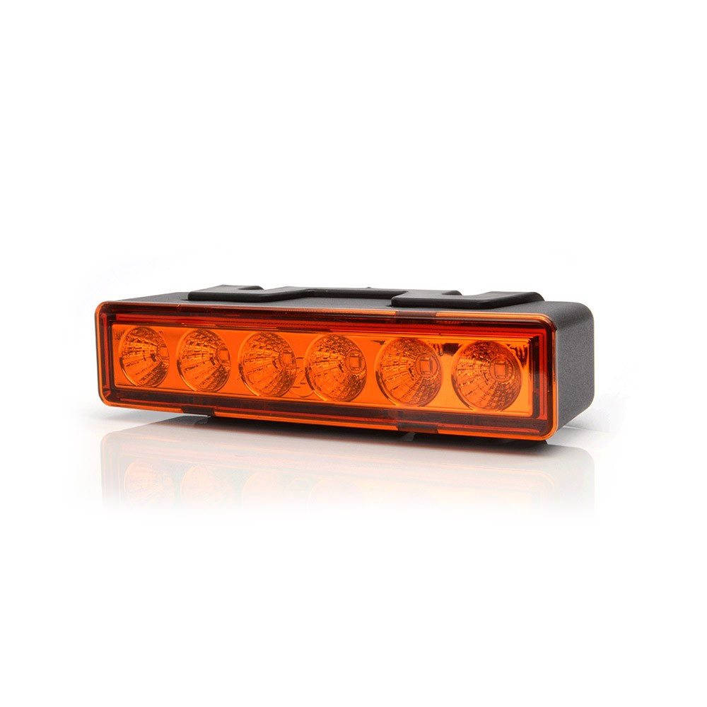 LAMPA OSTRZEGAWCZA 12-24V LED 898.1