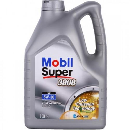 OLEJ MOBIL 5W30 SUPER 3000 XE 5L